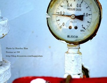 The Pressure's On – Now What?